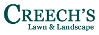 Creech's Lawn & Landscape Logo